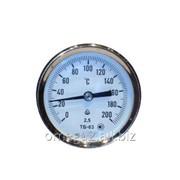 Термометр биметаллический ТБ 63-50 фото