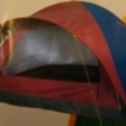 Палатка туристическая DOOM-2 фото