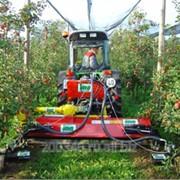 Мульчировщик для садов и виноградников фото