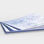 Офсетная пластина Saphira Therm FP 400 676x740-0,3 мм фото