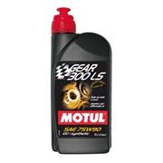 Трансмиссионное масло для механических коробок передач Motul Motylgear фото