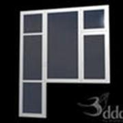 Оконные и дверные блокиПВХ, любой сложности и конструкции фото