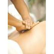 Лечебный массаж фотография