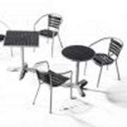 Мебель для кафе SEYMOUR AND HERMES фото