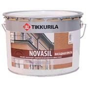 Фасадная краска Novasil (Новасил) MRA 9 л. Tikkurila (Тиккурила) фото