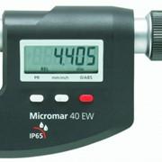 Микрометр электронный c защитой IP 65 40 EW Mahr (Германия) фото