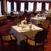 Ресторан в гостинице Времена Года фото