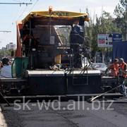 Дорожные работы, Барыбино фото