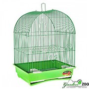 Клетка ЗК для птиц A417 2двери фото