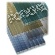 Поликарбонат сотовый Polygal фото