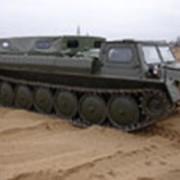 Транспортер гусеничный ГАЗ 34039-22 фото