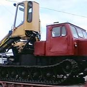 Шасси ТТ-4 с гидроманипулятором фото