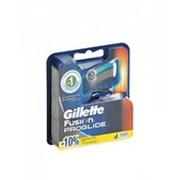 Сменные кассеты для бритья GILLETTE fusion proglide, 4шт фото