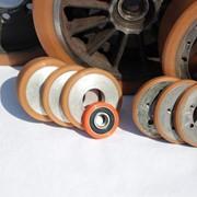 Наварка роликов, обслуживание и ремонт складской техники фото