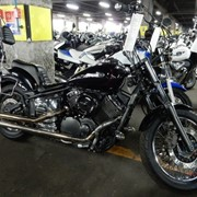 Мотоцикл чоппер No. B5643 Yamaha DRAGSTAR 1100 фото