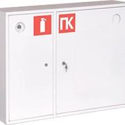 Шкафы пожарные ШПКО-11 УН Закрытый (навесной, с турелью для одного огнетушителя) фото