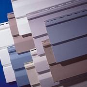 Сайдинг, фасадные панели фото