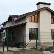 Энергосберегающий дом в Кишиневе фото