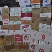 Ящики картонные фото
