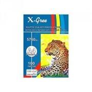 Фотобумага X-Gree 200 g/m2 100 list Premium Glassy A5 фото