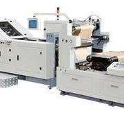 Линия LSB-190 для производства бумажных пакетов с плоским дном фото