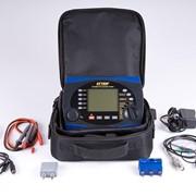 Портативный цифровой осциллограф AT H501 - одноканальный 25МГц фото