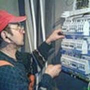 Электромонтажные работы сигнализации и видеонаблюдения фото