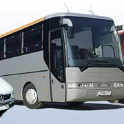 Аренда автобусов в Перми фото