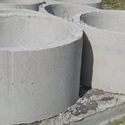 Крышка бетонная для колодца