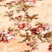 Ткань постельная Бязь 100 гр/м2 150 см Набивная Елизавета коралловый/S522 TDT фото
