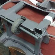 Ремонт, замена фурнитуры в чемоданах, дорожных сумках. Киев фото
