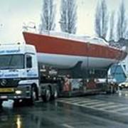 Перевозка яхт и катеров фото