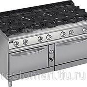 Плита газовая Apach Chef Line LRG167FE фото