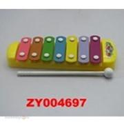 Металлофон 3020 в пак. фото