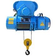 Таль электрическая г/п 10,0 т Н - 35 м, ск-ть подъема 8м/мин, ск-ть пер-ния 20м/мин фото