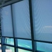 Рулонные шторы на мансардные окна открытого типа фото