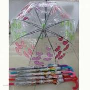 Зонт Сердечки 49 см.141-99F фото