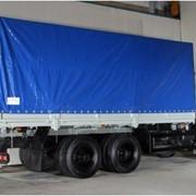 Каркасы и тенты для грузовых автомобилей, прицепов и полуприцепов импортного и отечественного производства. фото