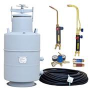 Пост газосварщика, Комплект № 2А для ацетилено-кислородной резки и пайки фото