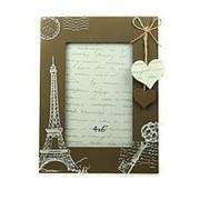 "Фоторамка ""Париж"" для фото 10*15см, 16*21см . 138520 фото"