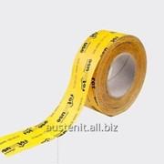 Лента самоклеющаяся для соединения мембран Double Band DZ100125 liner 30/30 mm фото