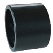 Муфта, тип DN 50, материал PE фото