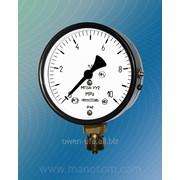 Манометр аммиачный диаметр корпуса 100 мм МП3А-У, ВП3А-У, МВП3А-У