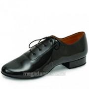 Обувь мужская для танцев стандарт модель Оксфорд-Флекси фото