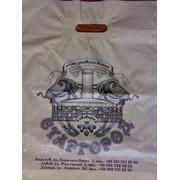 Полиэтиленовый пакет для упаковки швейный изделий фото
