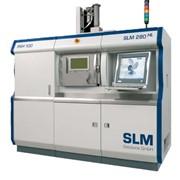 Установка селективного лазерного плавления SLM фото