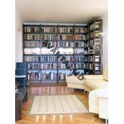 Мебель для кабинетов, библиотек, арт. 11 фото
