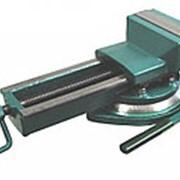 Тиски станочные поворотные 250 мм Глазов 7200-3223 фото
