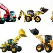 Услуги по техническому обслуживанию и ремонту строительной и специальной техники фото