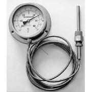 Термометр манометрический для промышленного применения фото